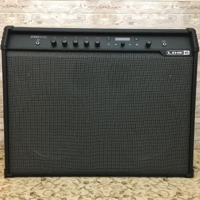 Used Line 6 SPIDER V 240 2X12 COMBO Solid State Guitar Amps