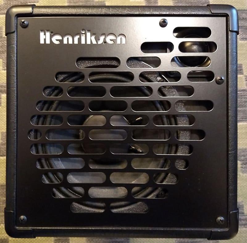 henriksen bud jazz amp with carry case udimark 39 s gear reverb. Black Bedroom Furniture Sets. Home Design Ideas