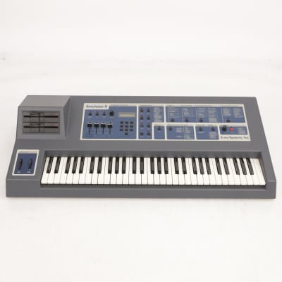 E-MU Systems Emulator II Model 6028 Keyboard Sampler Synthesizer #37372