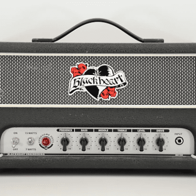 Blackheart BH-15H Handsome Devil 15-Watt Guitar Amp Head 2000s