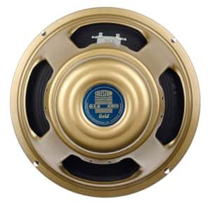 "Celestion T5471BWD 12"" Alnico Series Gold 50W 8 Ohm Speaker"