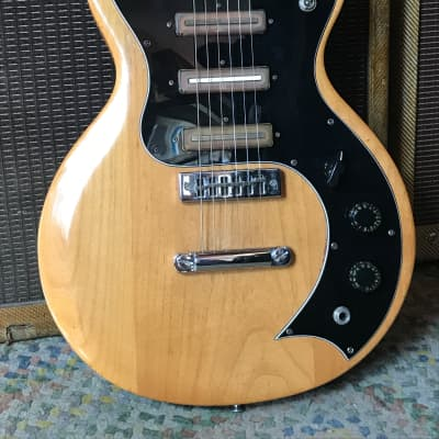 Gibson S-1 1975 Natural for sale
