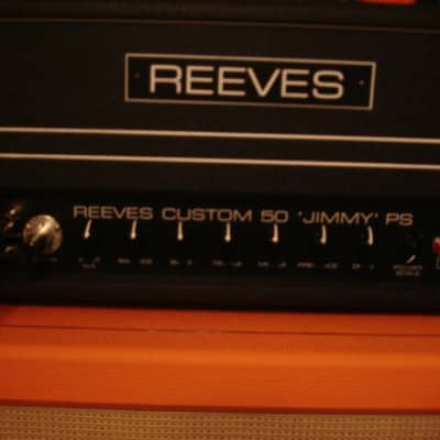 Reeves Custom 50 Jimmy With Power Scaling for sale
