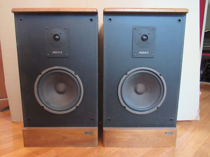 used advent legacy speakers for sale. Black Bedroom Furniture Sets. Home Design Ideas
