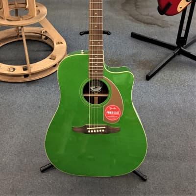 Fender Redondo Player (Electric Jade), Mint