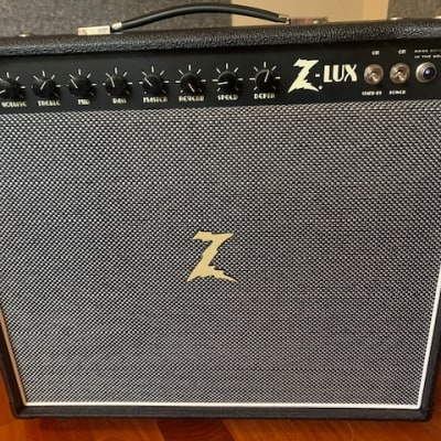 Dr Z Z-Lux 2017 with original Z cover