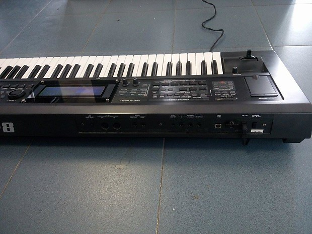 Roland Roland GW-8 Latin collection Workstation Keyboard | Reverb