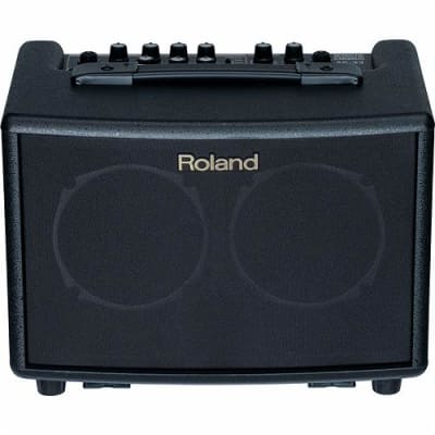 Roland AC-33 Acoustic Chorus Guitar Amplifier Portable Battery Powered Amp AC33