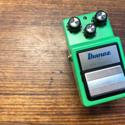 Used Ibanez Saturation effects pedals - Audiofanzine
