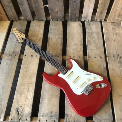 Lotus Strat Red for sale