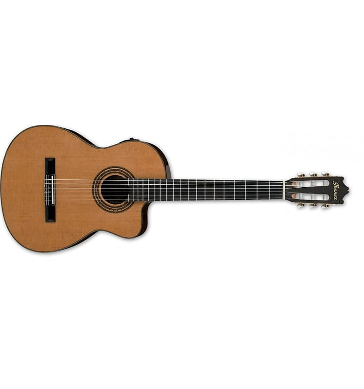 Ibanez GA6CE-AM Konzertgitarre GA6CE-AM Gitarre Natur