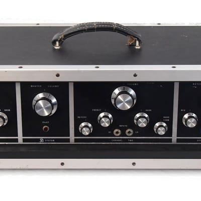 1970s CMI SG-100G Guitar Amp Head w/Maestro Phaser (100 watt) + tubes for sale