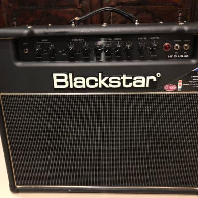 Blackstar Ht club 40 2015 Black
