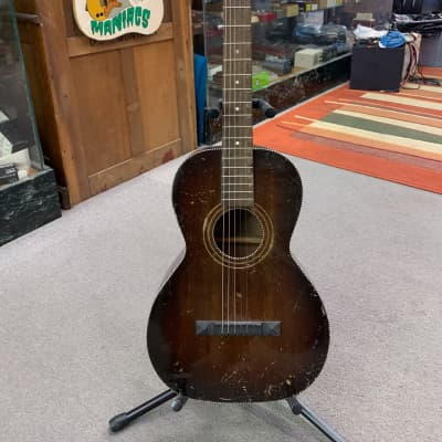 Oahu Square Neck Acoustic 1940s Natural for sale