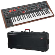 Dave Smith Instruments Sequential Prophet-6 Synthesizer STAGE KIT