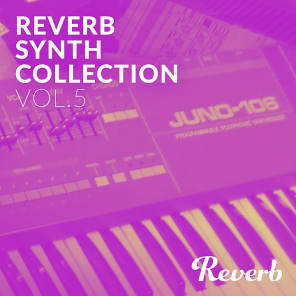 Reverb Dark Juno Synth Collection Sample Pack by Rik Marston