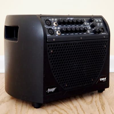 Acoustic Image Coda Series 4 Acoustic Instrument Amplifier w/ Case for sale