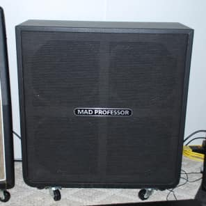 Mad Professor MP101 4 x 12  Black for sale