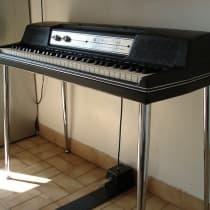 Wurlitzer 200 Electric Piano 1970s Black image