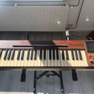Casio Casiotone 201 1980 Wood