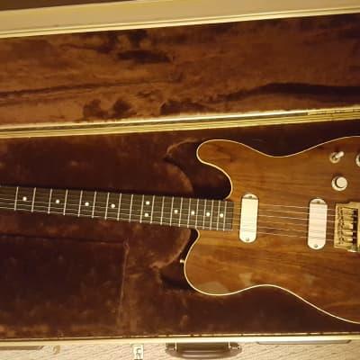 Fender Walnut Elite Telecaster 1983 Poly Finish for sale