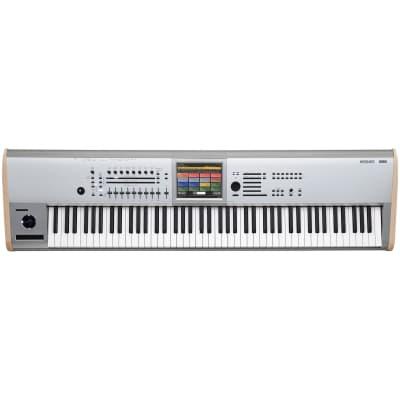 Korg KRONOS 2 Titanium 88-Key Digital Synthesizer Workstation