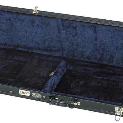 Gewa Universal Guitar Case Black/Gold for sale