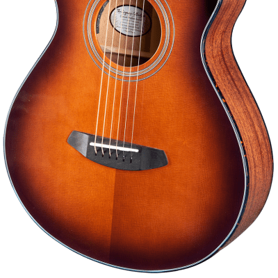 Breedlove Performer Concertina Bourbon CE Torrefied European Spruce/African Mahogany