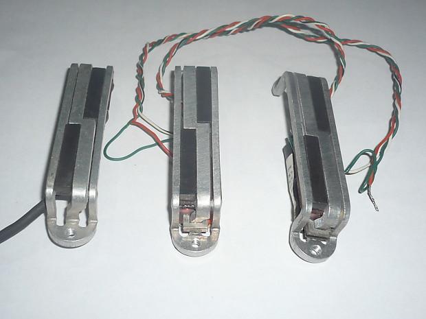 lace alumitone wiring lace alumitone single coil pickups set of 3 satin chrome reverb  lace alumitone single coil pickups