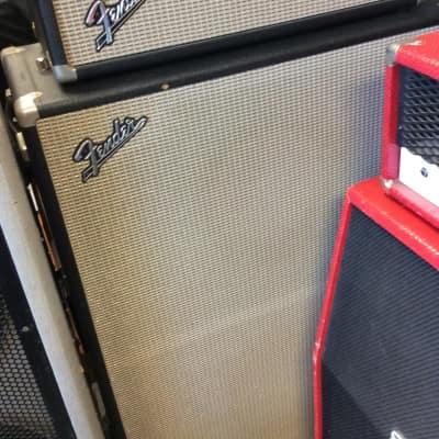 Vintage 1967 Fender Bandmaster Head & 2x12 Cabinet