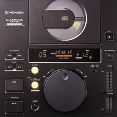 Pioneer CDJ-500II, Mint