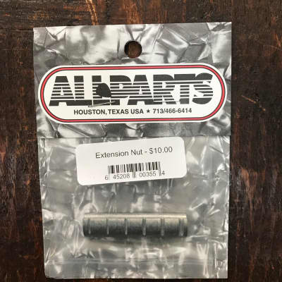 Allparts BN 0830-001 Grover Extension Nut