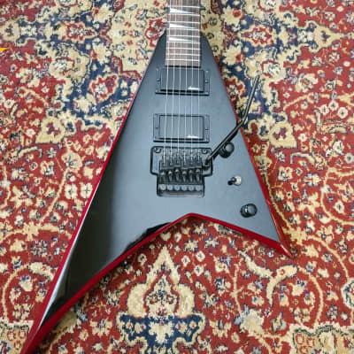 Jackson  JS32 Randy Rhoads 2009 Black w/ Red Bezel for sale