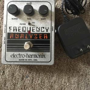 Electro-Harmonix Frequency Analyzer