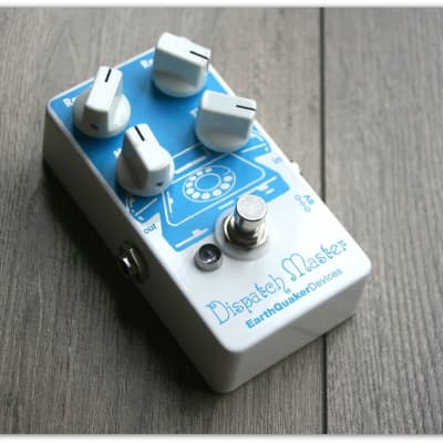 """EarthQuaker Devices  """"Dispatch Master – Delay & Reverb V3"""""""
