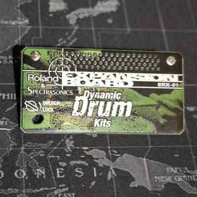 Roland SRX-01 Dynamic Drum Kits Expansion Board