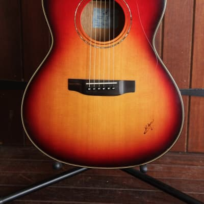 K. Yairi RF90AP All Solid Acoustic Electric Guitar Made in Japan Pre-Owned for sale