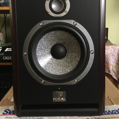 Focal Solo6 Be - Active Studio Monitor (PAIR, 2018)