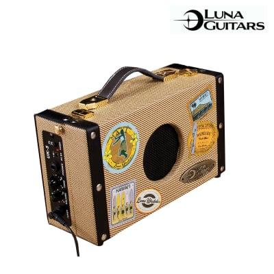 Luna Guitars Ukulele 5-Watt Suitcase Amp for sale