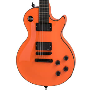 Gibson Custom Les Paul Chambered Blackout 2018