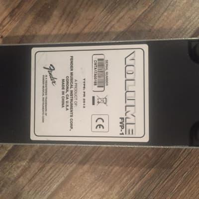 Fender FVP-1 Volume Pedal for sale