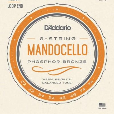Daddario Mandocello Set EJ78 Mandolin Strings