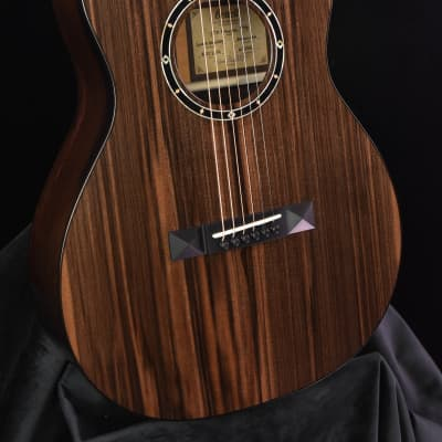 Bedell Limited Edition Cadenza  Sinker Ocean Redwood and Brazilian  Esperanza Rosewood for sale
