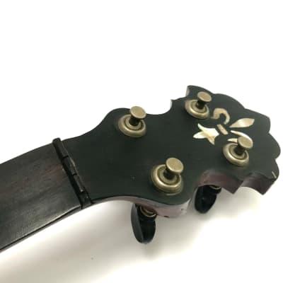 Ca. 1900 Vintage S.S. Stewart 2nd grade 5 String Banjo neck with Dowel for sale