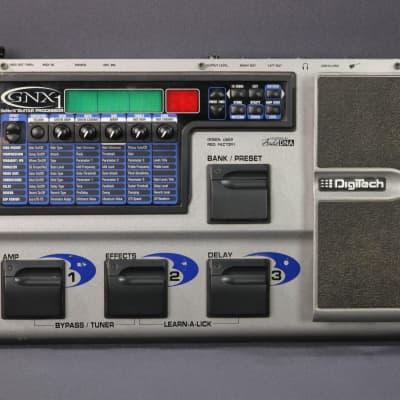 DigiTech GNX1 Multi-Effects Workstation