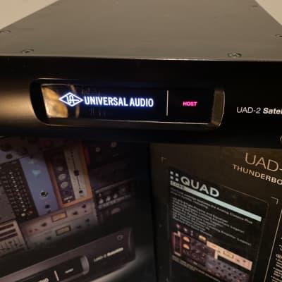 Universal Audio UAD-2 Satellite QUAD Core Thunderbolt DSP Accelerator