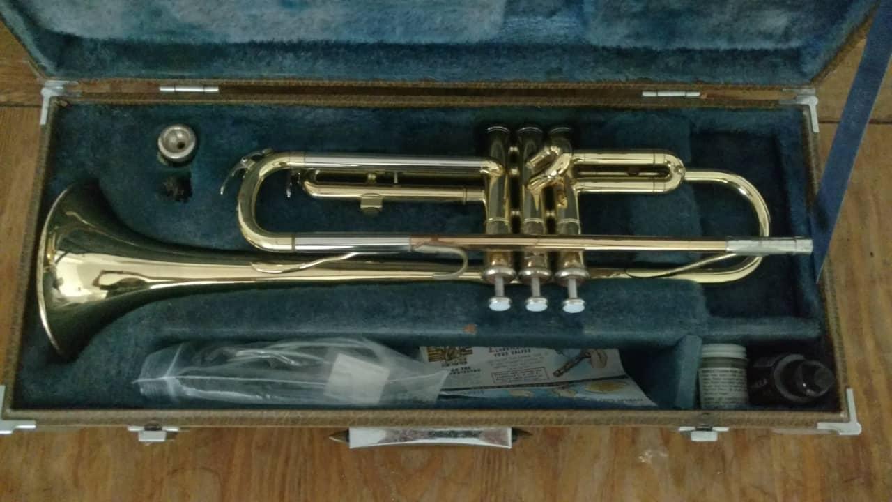 Buy Used Yamaha Trumpet