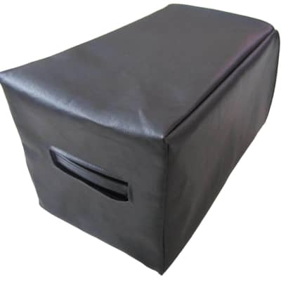 Black Vinyl Amp Cover for a Jet City Picovalve Head - Handle Side Up (jetc018) - Special Deal