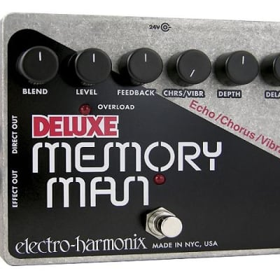 Electro Harmonix Deluxe Memory Man for sale