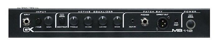 Gallien-Krueger MB112-II Ultra Light Bass Combo 200W 1x12